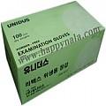 [유니더스]라텍스 위생용장갑(비멸균) 100개