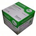 [일회용주사기(일회용주사침)] 10cc/ml 23G-25mm(1인치)성심메디칼